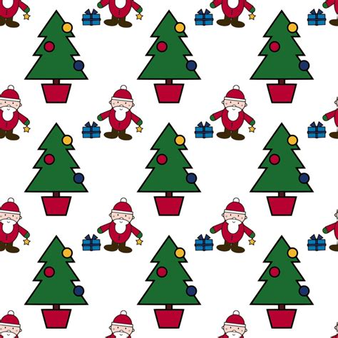 christmas pattern png clipart christmas scene seamless pattern