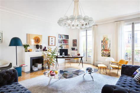decorating parisian style chic modern apartment by sandra el blog de demarques un eclectico piso parisino