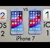 Image result for iPhone 7 iOS 12
