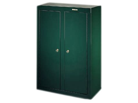 door gun cabinet stack on convertible 16 gun door security cabinet green