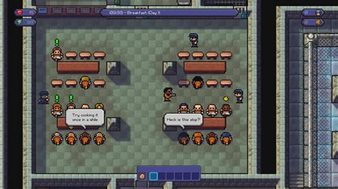 The Escapists Alcatraz 2015 alcatraz on ps4 official playstation store uk