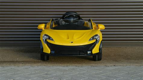 ride on mclaren p1 2017 electric car review by car magazine