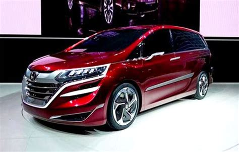 Awd Honda Odyssey by 2019 Honda Odyssey Awd Review And Release Best Toyota