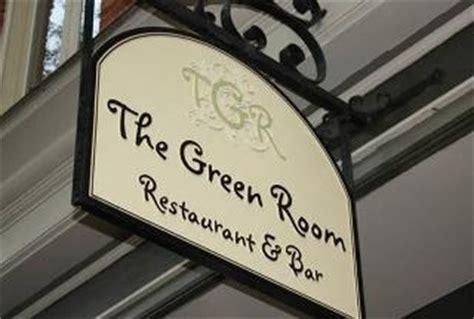 the green room restaurant bar in greenville sc 29601