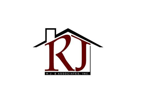 logo from r j associates inc home inspections in