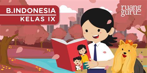 bahasa indonesia kelas  mengenal unsur ekstrinsik