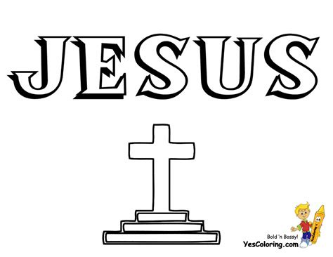 jesus name coloring page fight of faith bible coloring jesus free coloring