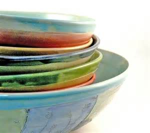 Better Homes And Gardens Dishes Handmade Pasta Bowl Set Pasta Dishes Serving Bowl Ceramics