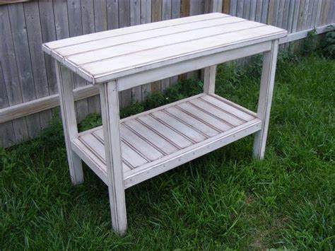 indoor plant bench 120 best images about potting benches plant stands on