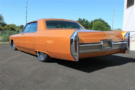 Cadillac Build by Specatcular Build 1966 Cadillac Sedan