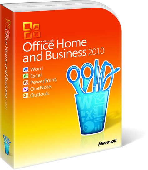 microsoft office home and business 2010 instant