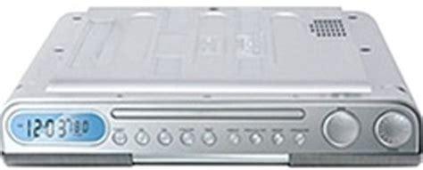 gpx under cabinet cd player with am fm radio gpx kc218s under cabinet cd player with am fm stereo radio