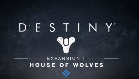 House Of Wolves Expansion by Bungie Destiny House Of Wolves New Bounties Revealed