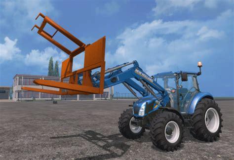 Go Gripper Loader 1 wood pallet gripper v 1 1 mod farming simulator 2015 15 mod