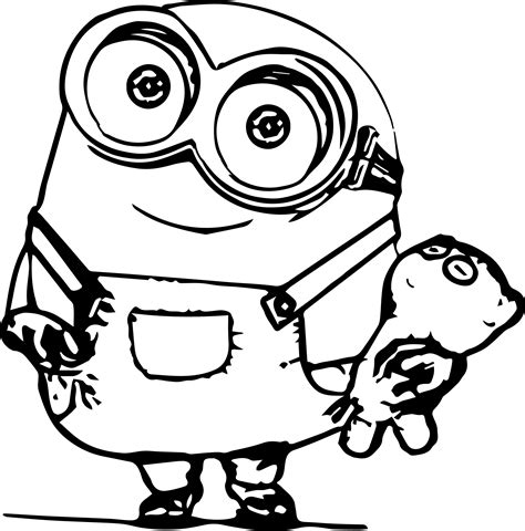 coloring pages printable for free minion coloring pictures printable kids coloring