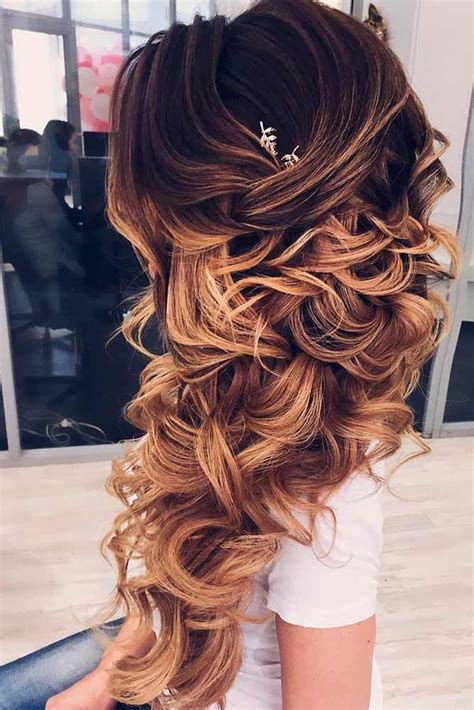 40 cutest and most beautiful homecoming hairstyles prom