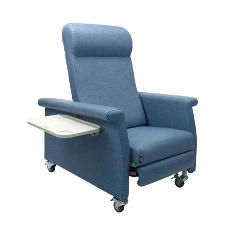 medical armchair winco three position elite comfort recliner medical chairs