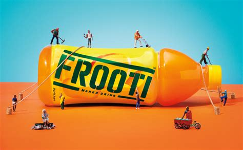 Juicer Cyprus sagmeister walsh refreshes frooti mango juice caign