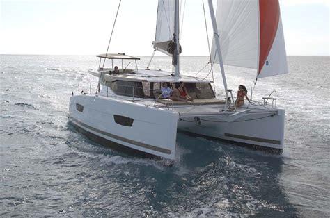 catamaran for sale on west coast fountaine pajot lucia 40 catamaran boat for sale west
