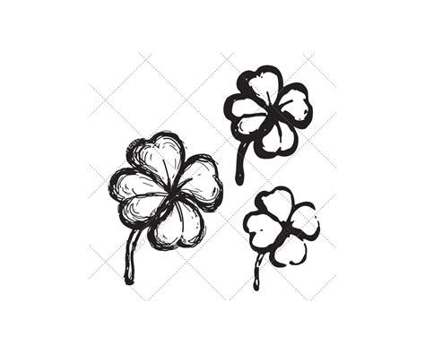 sketchbook clover clover black zoeken