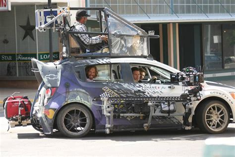 Auto Rally Transformer 4 by Transformer 4 Set Photos Feature Mark Wahlberg New Rally