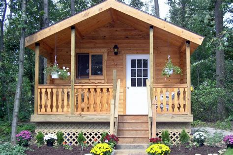 5000 log cabin kit 2 18 small cabins you can diy or buy for 300 and up