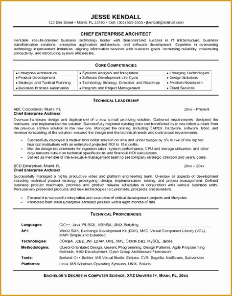 business architect resume 7 business architect resume sle free sles