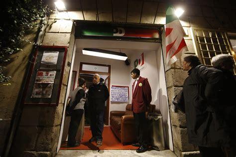 corriere della sera roma sede roma inaugurata la nuova sede pd in centro storico