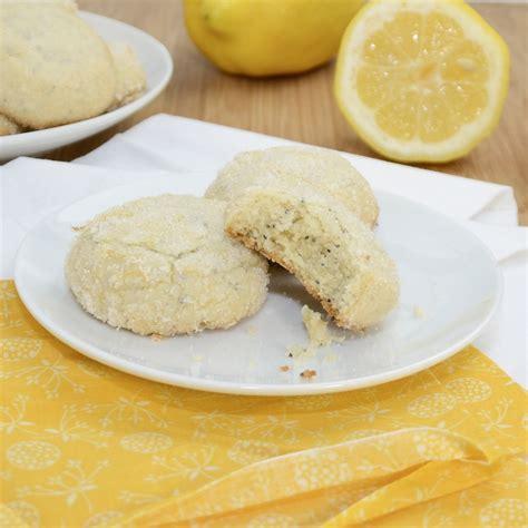 Lemon Poppy Kitchen by Lemon Poppyseed Cookies Recipe Dishmaps