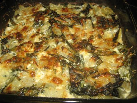 cuisiner les cotes de bettes gratin de c 244 tes de bette recette