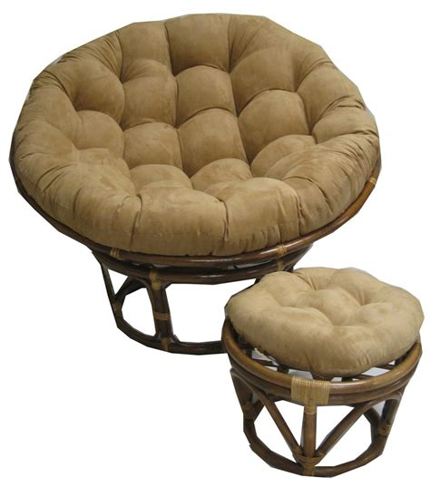 Papasan Chair by Folding Papasan Chair