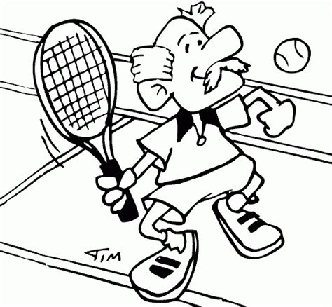 coloring books for the elderly tennis senior coloring page coloring
