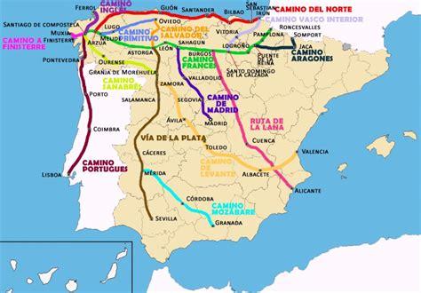 camino de santiago pilgrimage route el camino de santiago vamos
