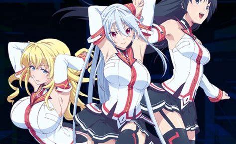 best ecchi anime honey s anime on quot ecchi anime to heat this summer