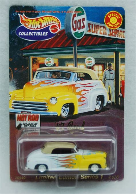 Hotwheels Koleksi Rod Edition 1000 images about wheels 100 and collectibles on cars cadillac eldorado and