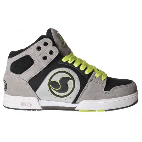 skate shoes dvs shoes dvs aces high skate shoes grey leather