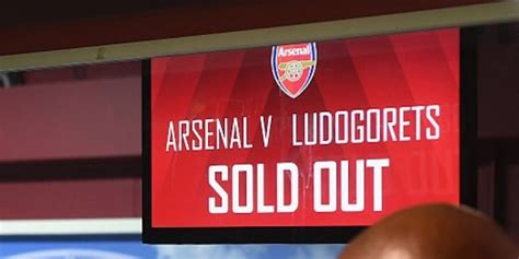 arsenal tickets ast want to club to take tickets from no show fans