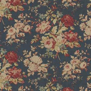 newbury floral blue florals fabric products