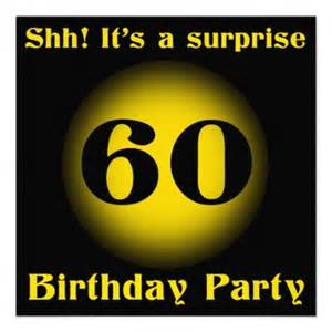 31 best ideas about big o s surprise 60th birthday party