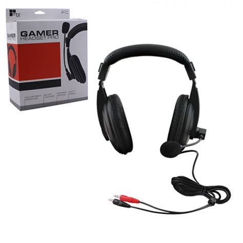 Headset X Tech 380 audifonos y microfono gamer headset pro para pc laptop gaming