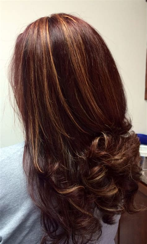 red brunette hair color over 50 http www bing com images search q hint of dark red brown
