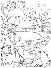 dibujos de selvas imagui
