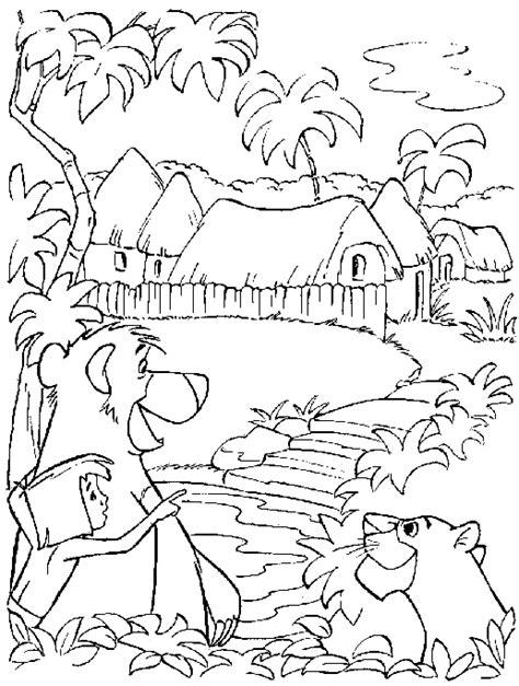 el ecosistema colouring pages dibujos para colorear de selvas tropicales imagui