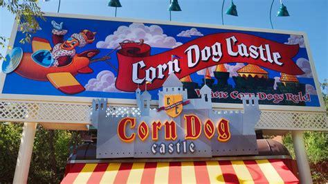 disneyland corn disneyland corn castle at home wdw fan zone