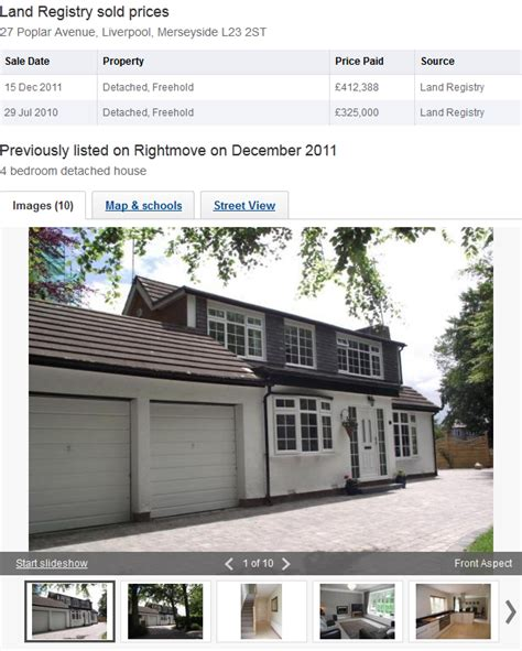 zoopla house prices sold prices