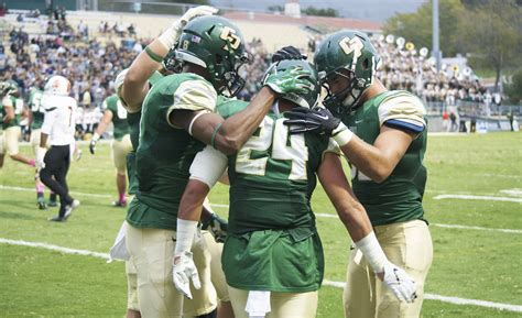 Graduated With 3 6 From Cal Poly Enough For Mba by Cal Poly Athletics Set For Busy Homecoming Weekend
