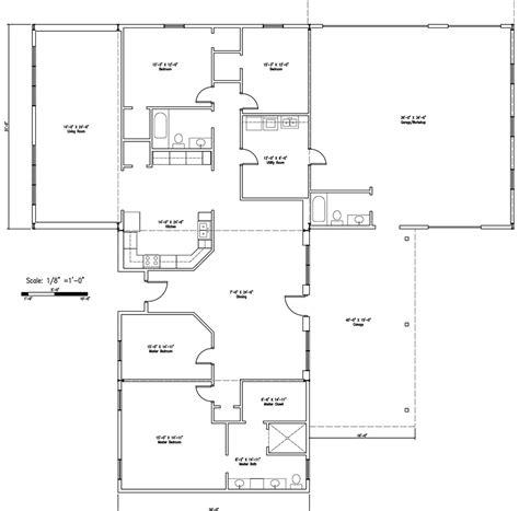 Surprising Barndominium House Plans Images Best Idea And Lakosky House Plans