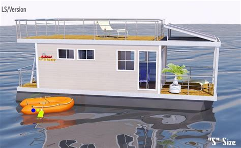 build your own house boat houseboat victorcruiser building kit youtube