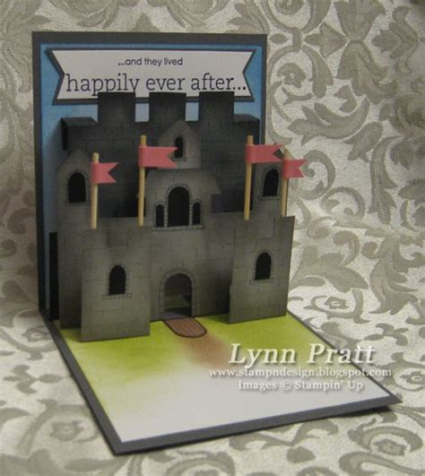 how to make a pop up castle card 1000 images about cards castle on castles