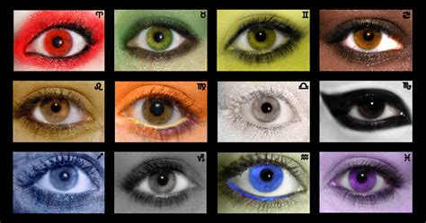 Cancer Colors Zodiac by Eyes Of The Zodiac By Xiam Anartform On Deviantart